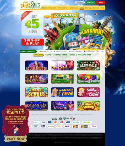 play slots real money online
